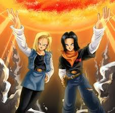 android 17 and 18 android 17 and 18 names revealed by toriyama daily anime