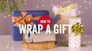 how to gift wrapping hacks geico youtube