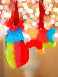 the pink ornaments tutorial