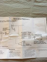 trailer brake controller installation toyota 4runner forum