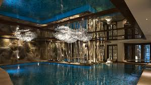 cheval blanc courchevel official website luxury hotel in
