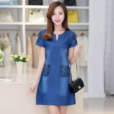 summer dresses uk aliexpress uk free shipping summer dress 2016 denim dress new