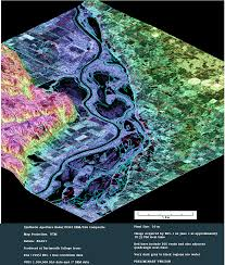 Illinois River Map Dartmouth Flood Observatory