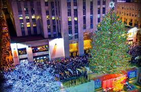 Rockefeller Tree Nyc Rockefeller Tree Lighting Ceremony 2017