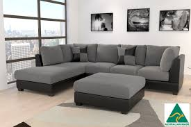 Australian Made Sofas Grey Lounge Chaise Lounge Think Lounges