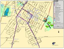 map of calumet michigan maps of parks trails bike routes attractions in calumet and