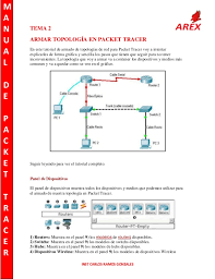 tutorial completo de cisco packet tracer 45062456 tema 06 1 manual packet tracer 5 2