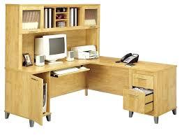 L Shaped Computer Desk With Hutch L Shaped Computer Desk Hutch Clicktoadd Me