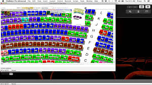 Home Theater Seating Design Tool by Filemaker Theater Seating Chart Youtube