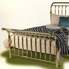 brass beds of virginia u003cbr u003e sleigh bed brass bed