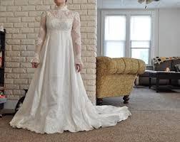 vintage wedding vintage wedding dresses etsy