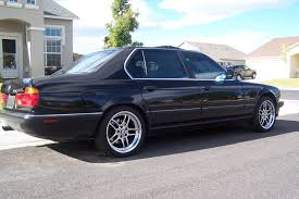 bmw 7 series 740il 1991 auto images and specification