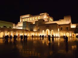 royal opera house a nomad in the land of nizwa