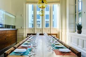 La Mar SF - Private dining rooms in san francisco