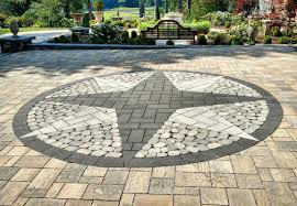 Types Of Patio Pavers by Should You Use Flagstone Or Pavers In Your Backyard Patio Design