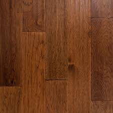 shop style selections 5 in nutmeg hickory engineered hardwood