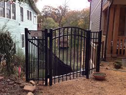 ornamental fence standard fencebritish standard fence