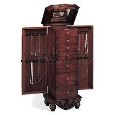 Armoire Drawers 43 Best Jewelry Armoires Images On Pinterest Jewelry Armoire