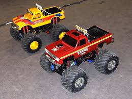racing monster truck rc monster truck racing alive and well rc truck stop