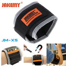 bracelet magnetic wrist images Jakemy jm x5 strong magnetic wristband bracelet belt repair tool jpg