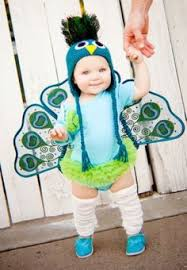 baby peacock costume funny baby baby peacock