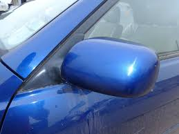 lexus blue color 99 05 lexus is200 is300 complete wing mirror passenger side n s