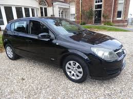 opel astra 2005 interior used vauxhall astra club 1 6 cars for sale motors co uk