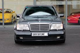 mercedes porsche 500e used 1994 mercedes benz e class e 500 for sale in lancashire