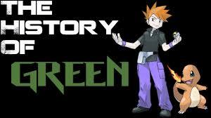pokemon history trainer green youtube