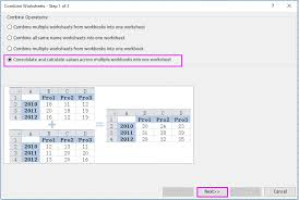 how to merge multiple sheets with same headers in excel