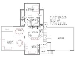 3 car angled garage house floor plans 3 bedroom single story ranch