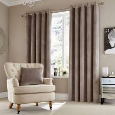 Curtain Pole Dunelm Ashford Dove Grey Lined Eyelet Curtains Dunelm