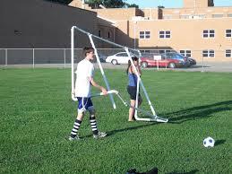 Pvc Pipe Flag Pole Pvc Soccer Goals 10 Steps