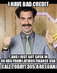 Bad Credit Meme - 67 best business loans images on pinterest business a business