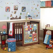 Baby Bedding Amazon Com Cocalo Superhero Pals 4 Piece Crib Bedding Set Baby