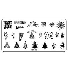 halloween stamp online get cheap halloween nail art aliexpress com alibaba group