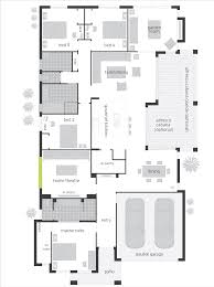 awesome house plans beautiful floor plans with two floor design for large family with
