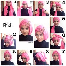 Tutorial Hijab Resmi | 29 galery tutorial hijab resmi kebaya bisa didownload tutorial