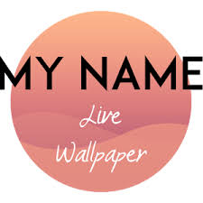 my name wallpaper android apps on google play