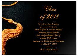 graduation ceremony invitation online graduation invitation announcement gold black word