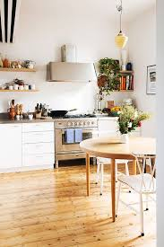 kitchen furniture for small kitchen 50 modern scandinavian kitchens that leave you spellbound
