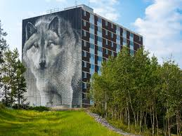 Wolf Mural by The World U0027s Best Photos Of Robertbateman And Thompson Flickr