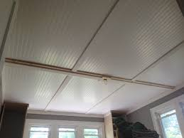 wow beadboard ceiling panels 91 awesome to amazing home design