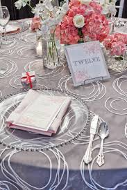table overlays for wedding reception 153 best linens silver platinum grey images on pinterest