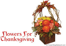 thanksgiving flowers a style for everyone