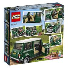 lego volkswagen t1 camper van lego creator 10242 mini cooper toy building sets amazon canada