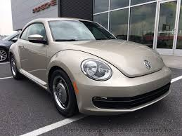 volkswagen bug 2012 certified pre owned 2012 volkswagen beetle 2dr coupe automatic 2 5
