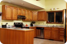 paint colors for kitchens with golden oak cabinets 6645