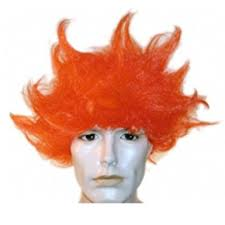 Chuckie Finster Halloween Costume Amazon Chuckie Finster Wig Clothing