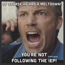 Glass Case Of Emotion Meme - funny memes about ieps the mighty